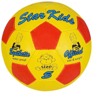 SANGPRO - Star Kids 5# Synthetic Football (Assorted color)