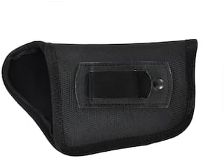 Schieben Concealed Carry Holster Inside/Outside Racquet Carry Case/Cover Free Size (Black)