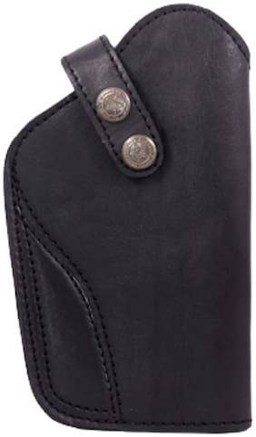 Schieben Innovations Tuck-able concealed carry holster Pistol/Gun Cover Free Size (Black)