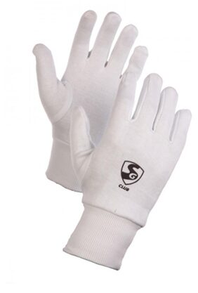 Sg Club Inner Gloves-White