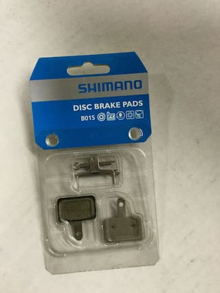 SHIMANO B01S BR-M485 RESIN DISC BRAKE PADS