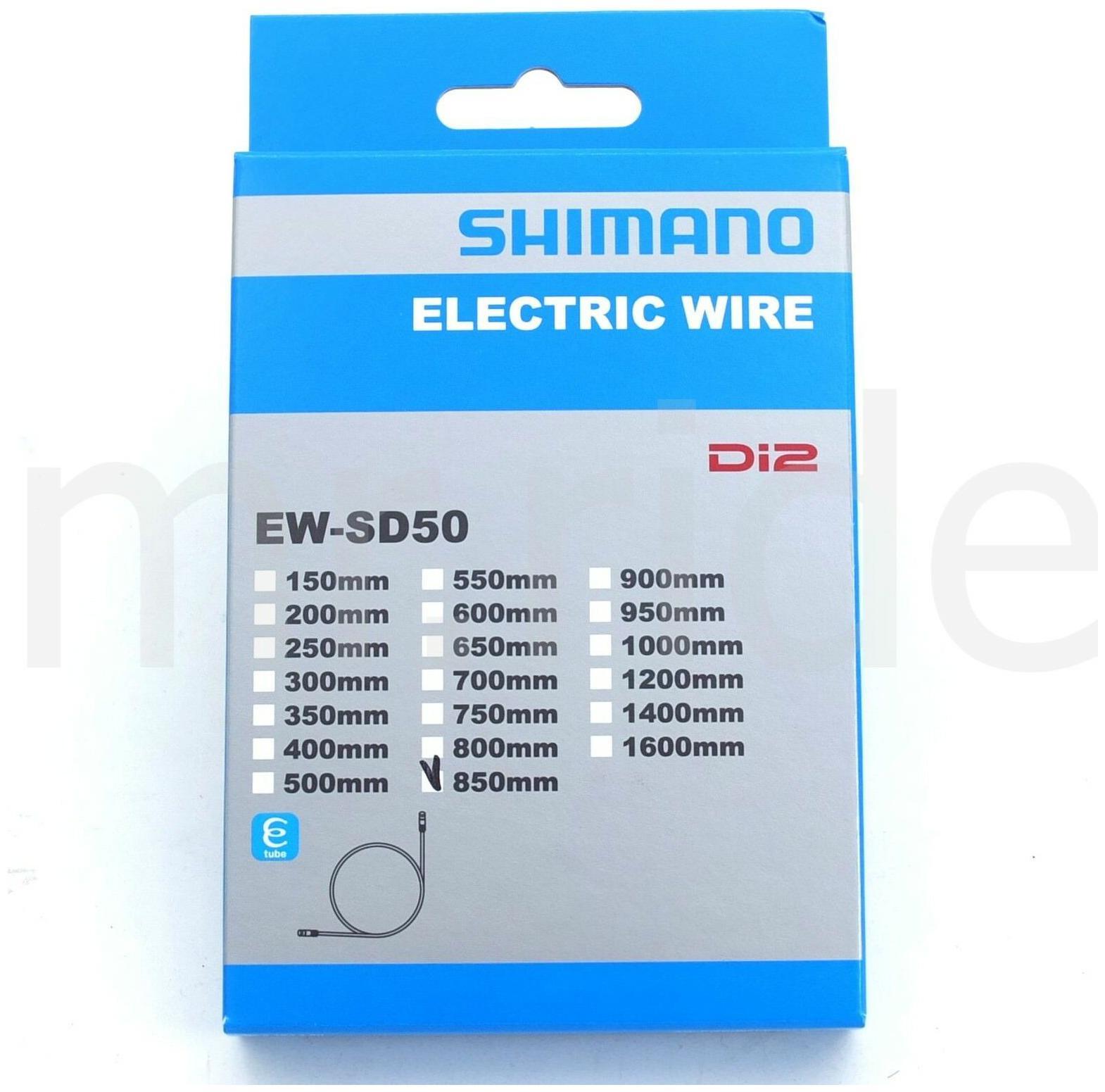 NEW Shimano EW-SD50 Di2 E-Tube Wire 700mm