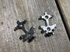 SHIMANO SPD CLEATS POSITION ADAPTOR ROAD PEDAL NEW PAIR X2