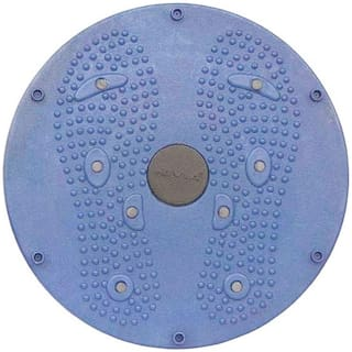 SHOPELEVEN TUMMY TWISTER TOTAL BODY WEIGHT REDUCER STEPPER (COLOR MAY VERY ) Blue