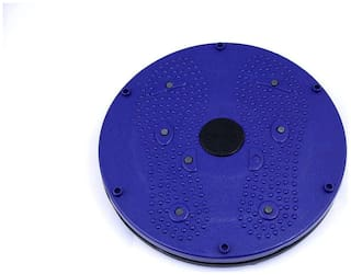 SHOPELEVEN TUMMY TWISTER TOTAL BODY WEIGHT REDUCER STEPPER (COLOR MAY VERY ) Navy