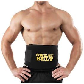 ShoppingKart Sweat Waist Trimmer Hot Waist Shaper Belt Instant Slim Look Belt for Men and Women