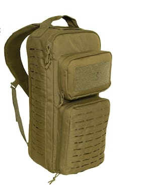 Single Sling Tactical Pack Backpack With Laser Cut MOLLE