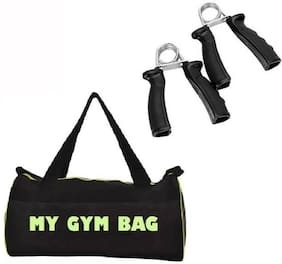 SIXON SPORTS Home Gym Accessories Gym Bag With Hand Grip
