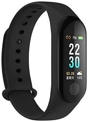 Smart Fitness Band with Heart Rate Sensor/Pedometer/Sleep Monitoring