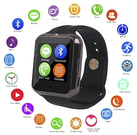 Smart Watch with Anti-lost, Bluetooth Android & Ios Connectivity, with sim & memory card supported