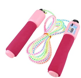SNR  Skipping Rope with Counter pack of 1