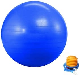 solutions24x7 Ballwithpump Gym Ball  (With Pump)