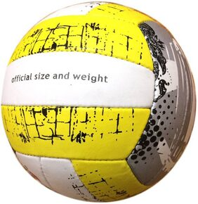 solutions24x7 sterling best quality of volleyball -  size 5 -  1 pc