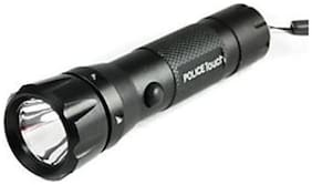 SPECIAL Police LED Flashlight Torch Aluminium Alloy Body Handheld LED Torch, Box Pack 11cm