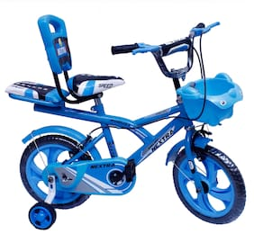 Speedbird 14-T Robust Double Seat Kid Bicycle For Boy and Girl - AGE Groupe 2-5 Year