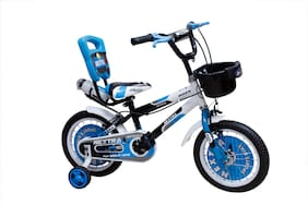Speedbird Sports Kids Cycle With Water Battle 14 T Baby Cycle For Boys & Girls - Age Groupe 2-5 years Colored