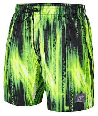 Speedo Male Swimwear Printed Leisure 16 Watershorts