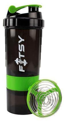 Spider Protein Shaker Bottle 500ML(Assorted-Available color will be send)