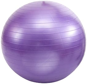 Sports Fitness Non Slip Gym Ball With Foot Pump Diameter - 95cm