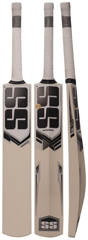 SS POWER KASHMIR WILLOW CRICKET BAT (SIZE-SH)