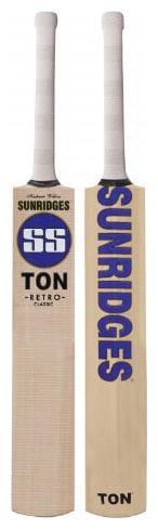 SS Retro Classic Kashmir Willow Cricket Bat