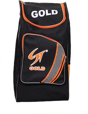 ST Gold L Size Cricket Kit Bag