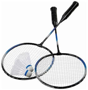 st gold labh  2 badminton and 2 shutlecocke