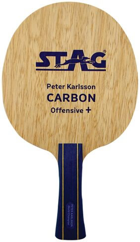 Stag Peter Karlsson Carbon Table Tennis Blade
