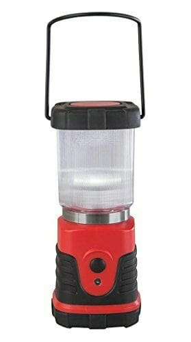 Stansport Standing Or Hanging Lantern with 150 Lumen Cree Bulb
