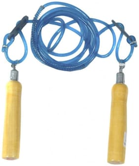 Star X Jumpper Ball Bearing Skipping Rope-Blue