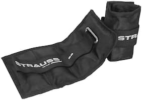Strauss Ankle Weight 0.5 kg (Each)  (Black)