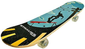 Strauss Bronx KD Skateboard for Kids