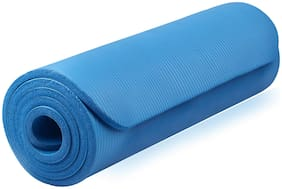 Strauss Blue Foam Yoga mat - 1 pc