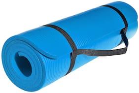 Strauss Blue Foam Yoga mat - 1 pc