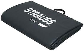 Strauss Grey Pvc Exercise mat - 1 pc