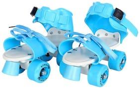 Strauss Blue Medium Roller skates