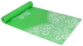 Strauss Meditation Butterfly Yoga Mat, 5 mm, (Green)