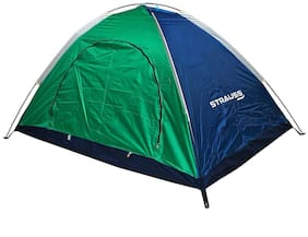 Strauss Portable Waterproof Camping Tent, (2 Persons)