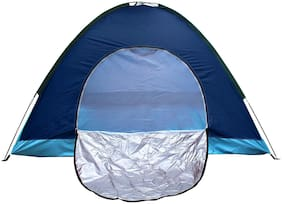 Strauss Portable Waterproof Camping Tent, (6 Persons)