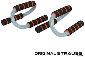 Strauss S Shape Push-up Bar