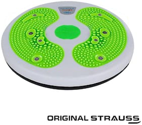 Strauss Tummy Twister, (White/Green)