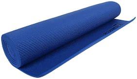 Strauss Yoga Mat  6mm (Blue)