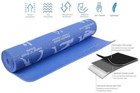Strauss Yoga Mat (Yogasana), 6 MM