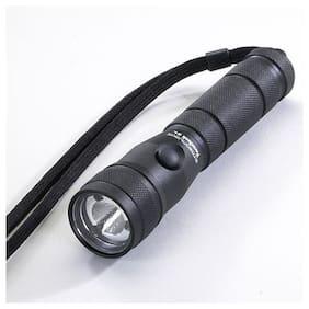 STREAMLIGHT Black Twin-Task 2L 3W With Luxeon LED Flashlight 51008 NEW l@@k