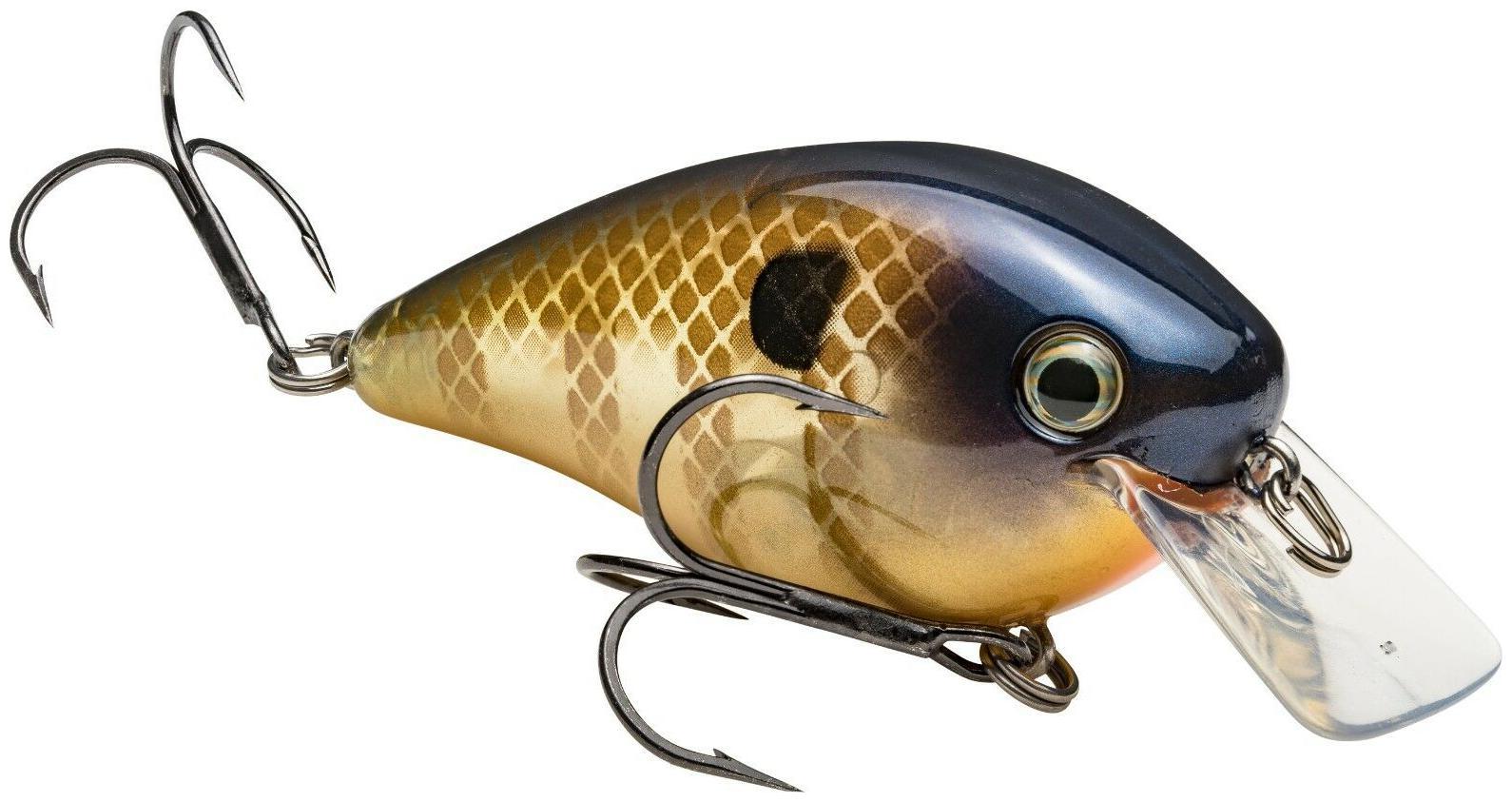 Strike King Rage Tail RGBUG-100 Summer Craw 4 Inch Soft Plastic Fishing  Lures