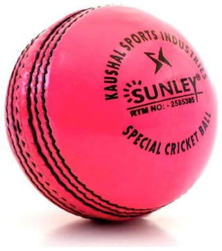 Sunley Pink Leather Ball