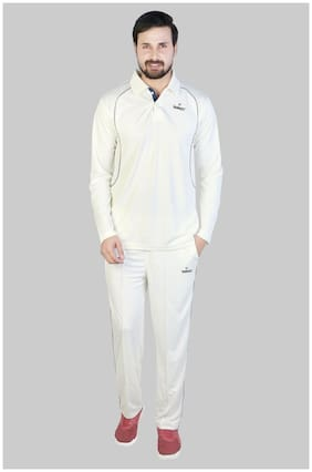 Sunley White Cricket Dress set