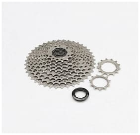 BOLANY Steel 10 Speed 11-40/11-42T MTB Bike Cassette 10S Freewheel Derailleurs