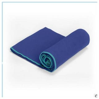 Super Soft;Sweat Absorbent;Non-Slip Bikram Hot Yoga Towel Class A(color may vary)