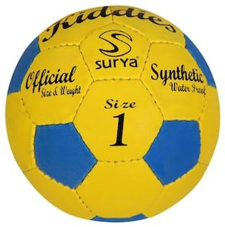 Surya Football (size 1#) Multicolor